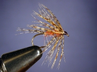 SOFT HACKLE MARCH BROWN