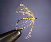 SOFT HACKLE WOODCOCK & GOLD